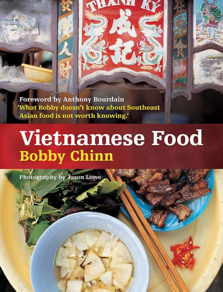 Vietnamese Food cookbook by Bobby Chinn